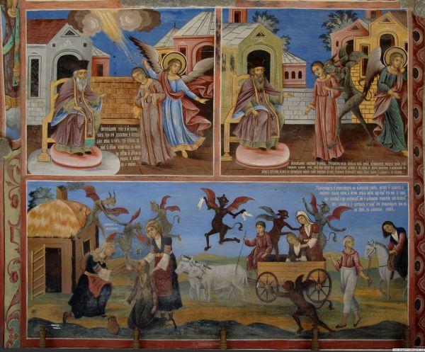 Rila_Monastery_wall_painting