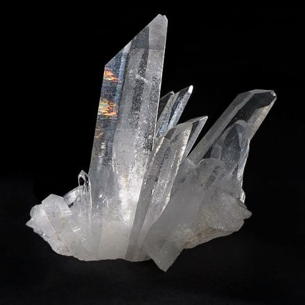 Quartz Crystals for Protection as We Sleep   by Alice B