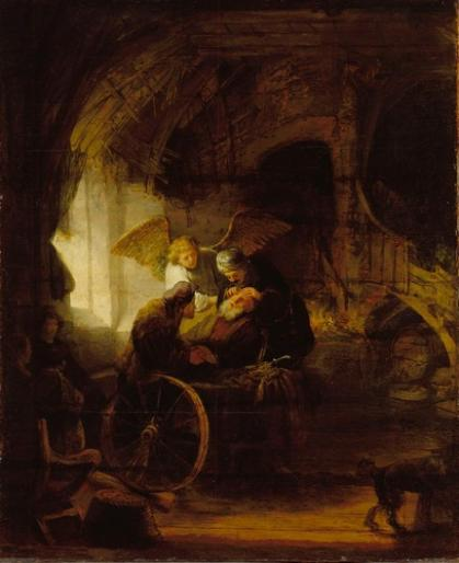 Circle_of_Rembrandt_-_Tobit_and_Angel_Healing_Blindness