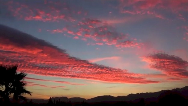 """Image: """"Sunset in Los Angeles 3, by Alice B. Clagett,"""" 27 January 2014, CC BY-SA 4.0"""