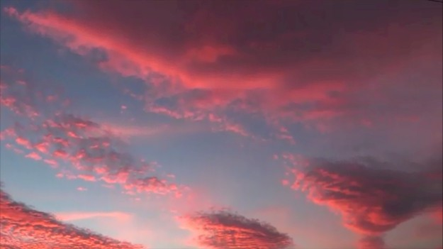 """Image: """"Sunset in Los Angeles 2,"""" by Alice B. Clagett, 27 January 2014, CC BY-SA 4.0"""