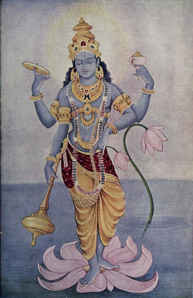 God_Vishnu